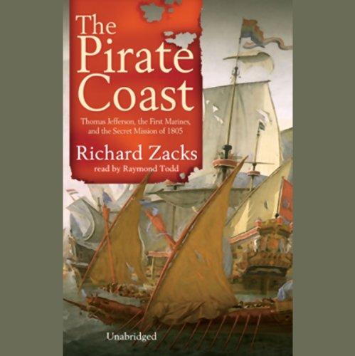 The Pirate Coast  Audiolibri