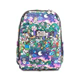JuJuBe x Tokidoki Backpack, Mini Be   Travel Friendly, Compact, Lightweight Small Kids Backpack with Padded Adjustable Straps   Camp Toki