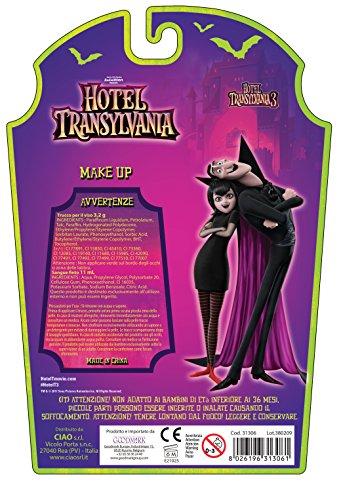 Ciao - Kit Vampiro Halloween Hotel Transylvania con Dentiera Make-Up Ragazzi, Multicolore, 31306