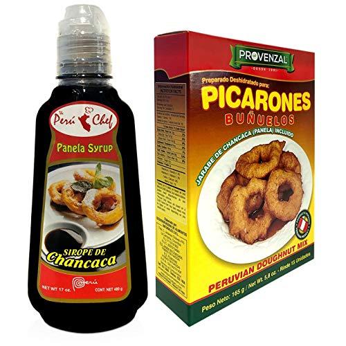 Peruchef Miel de Chancaca & Provenzal Picarones Peruanos Mix Combo