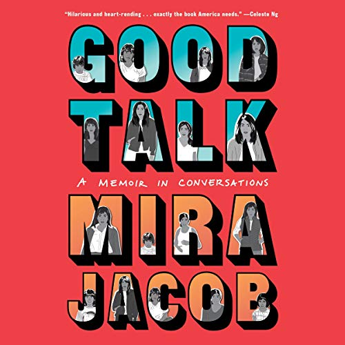 Good Talk audiobook cover art