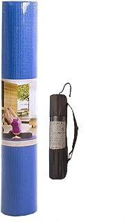 c4d81d194 Tapete Yoga Mat Pilates Ginástica 5mm Com Bolsa