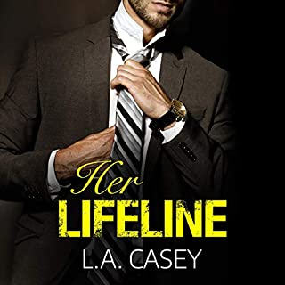 Her Lifeline audiobook cover art