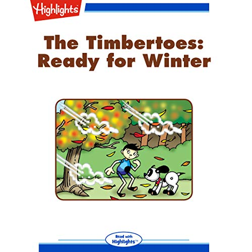 The Timbertoes: Ready for Winter copertina
