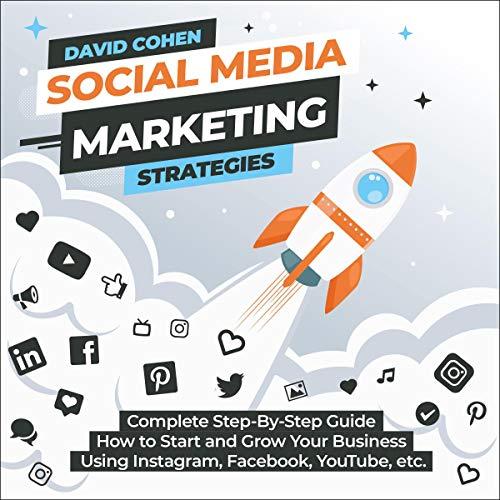 Social Media Marketing Strategies cover art