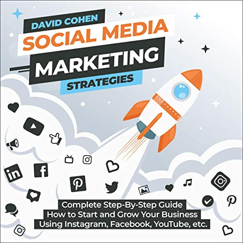 Couverture de Social Media Marketing Strategies