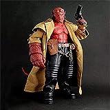 Figura de acción de anime Hellboy Coleccionable Modelo Estatua Toys Figuras de PVC Adornos de escritorio