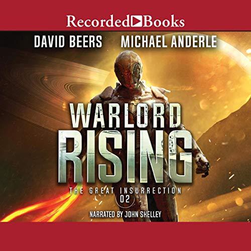 Warlord Rising cover art