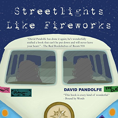Streetlights Like Fireworks audiobook cover art