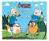 Adventure Time Fionna & Cake And Finn & Jake Mirroring Each other Autocollant