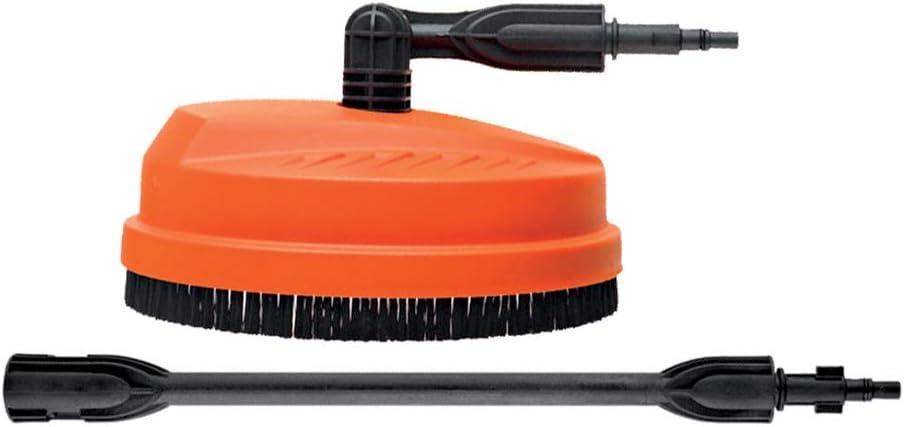 Black+Decker 40850-A Patio Cleaner para Hidrolimpiadoras, Arancio