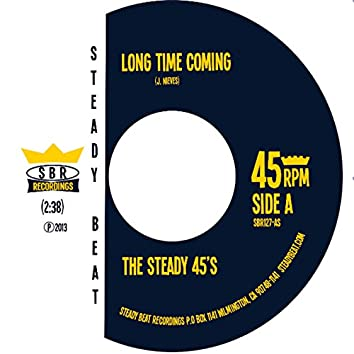 Long Time Coming - Single