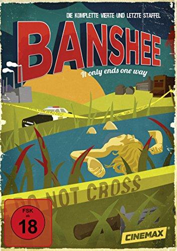 Banshee - Die komplette vierte Staffel [3 DVDs]