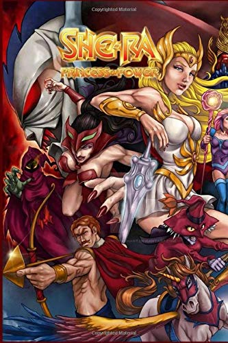 She-ra Princess of power: Notebook/Journal For Kids, Journal, Diary 100 Pages-6 x 9