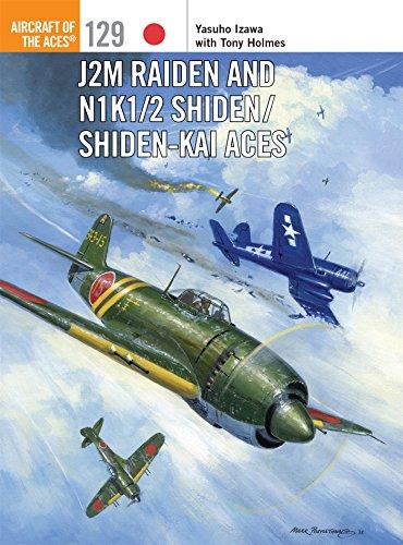 J2M Raiden and N1K1/2 Shiden/Shiden-Kai Aces