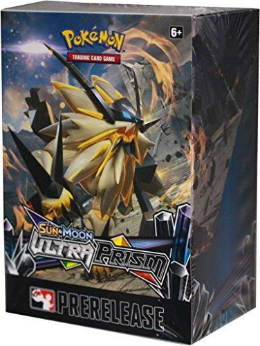 Sun & Moon - Ultra Prism Prerelease Pack