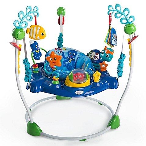 Baby Einstein Neptune Ocean Discovery Play Station Jumper