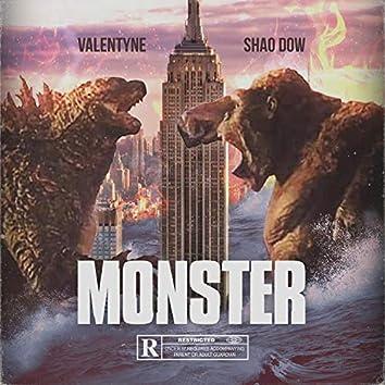 Monster (Godzilla Vs King Kong Rap) [feat. Shao Dow]
