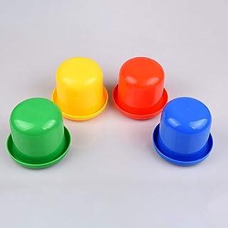 sdfghzsedfgsdfg Tjockare botten siktning bar pubspel kombination färg skärm kopp förtjockning kran tärning kopp set