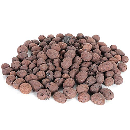 GXMZL Milieux de Culture, hydroponique Clay Pebbles milieux de Culture Anion Clay Rocks for hydroponique Aquaculture système