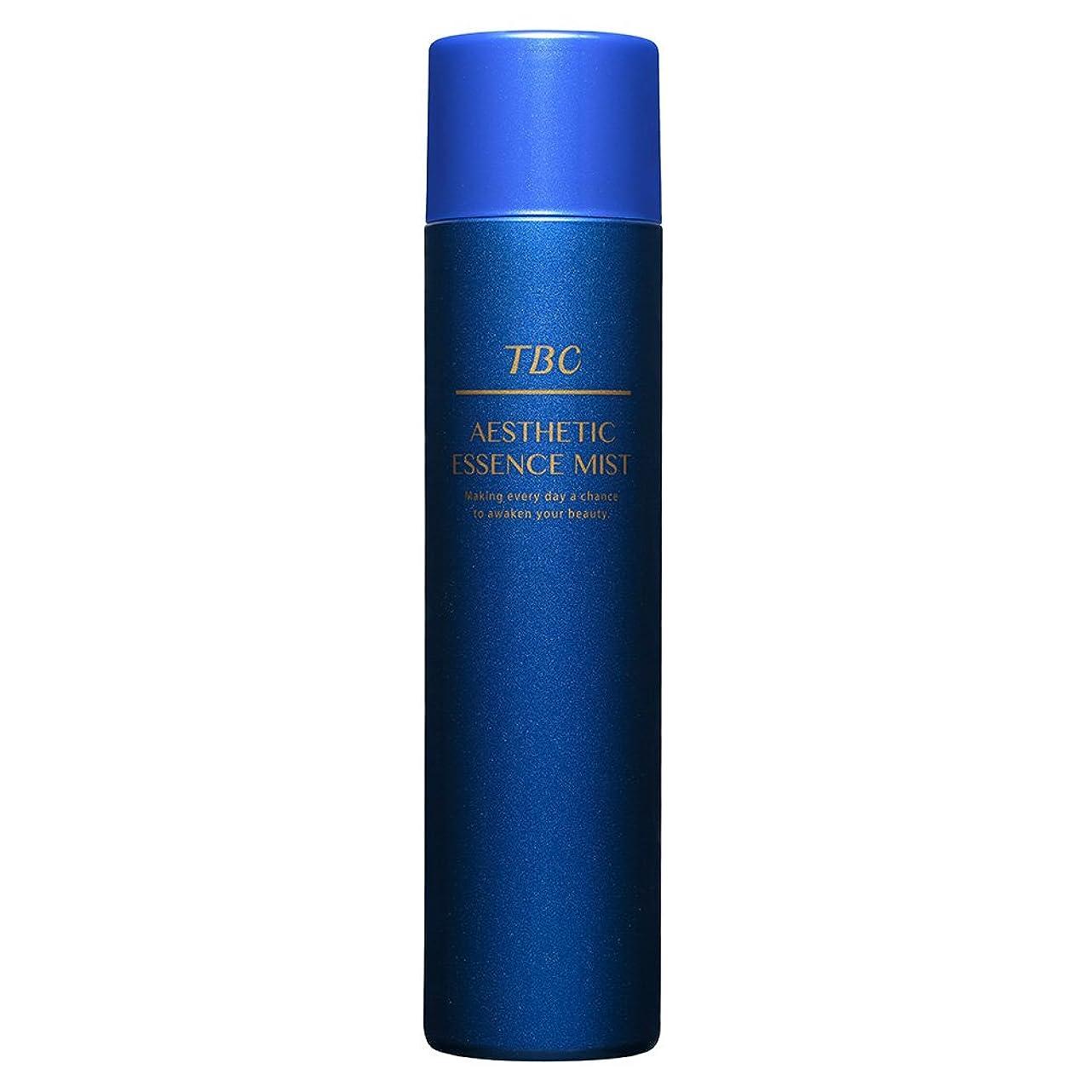 ミニはねかけるまっすぐTBC エステティックエッセンスミスト 化粧水/炭酸ミスト/美容液/スプレータイプ/エステ