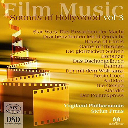 Film Music - Sounds of Hollywood Vol. 3