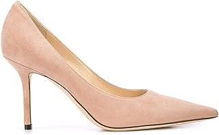 JIMMY CHOO Luxury Fashion Womens LOVE85SUEBALLETPINK Pink Pumps   Fall Winter 19