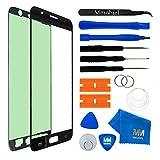 MMOBIEL Kit Reemplazo de Pantalla Táctil Compatible con Samsung Galaxy J7 Prime G610 Series 5.5 Pulg.(Negro) con Htas.