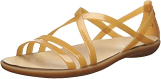 Crocs Women's Isabella Strappy Flat Sandal