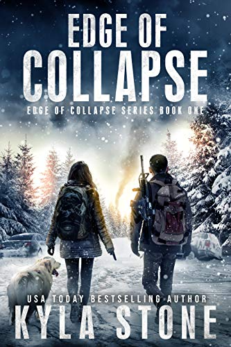 Edge of Collapse: A Post-Apocalyptic EMP Survival Thriller (English Edition)