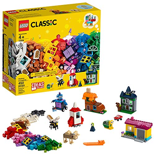 LEGO 11004 - Classic Window of Creativity Baukit (450 Teile)