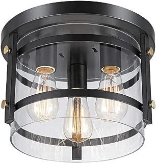 Best edison flush ceiling light Reviews