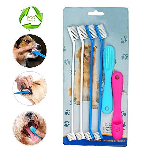 Cepillo de dientes para perro, cepillo...