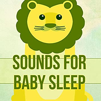 Sounds for Baby Sleep - Ocean Waves for Child to Stop Crying, Music for Relaxation & Calming Down, Baby Lullabies, Baby Massage