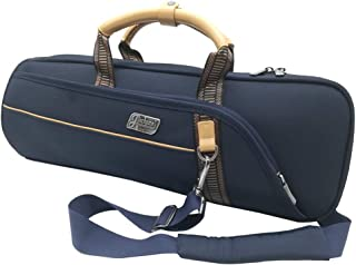 LONGTAI Lightweight Trumpet Case Soft Inner Padding Gig Bag with Adjustable Shoulder Strap