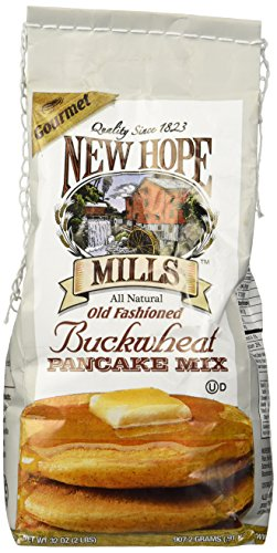New Hope Mills New Hope Mills Mix, Old Fashion Buckwheat Pancake Mix, 2 lb, 2 lb