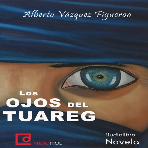 Los ojos del tuareg [The Eyes of the Tuareg] audiobook cover art