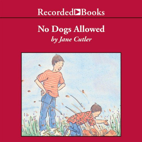 No Dogs Allowed audiobook cover art