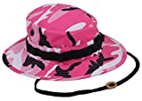 Rothco Boonie Hat Pink Camo - (7 1/4) Inch