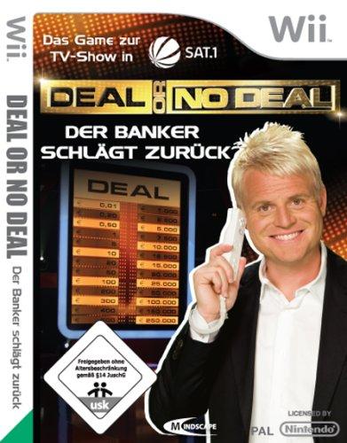 Deal or no Deal: Der Banker schlägt zurück