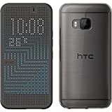 HTC Ice Premium Dot View Window Protective Case Cover with
