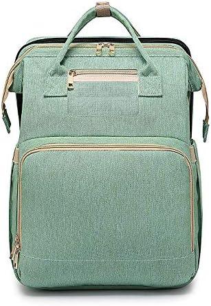 Diaper Bag Crib Backpack Baby Stuff Changing Pad Bag for Dad Mommy Pa aleras Para Bebe Ni a product image
