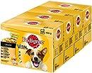 Pedigree Adult Hundenassfutter für ausgewachsene Hunde im Portionsbeutel ? verschiedene Sorten
