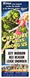 Creature Walks Among Us Poster 05 Photo A4 10x8 Poster Print