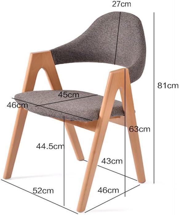 SLL- Dossier Loisirs Accueil Salle à Manger Chaise Bureau Chaise d'ordinateur Moderne (Color : E) C