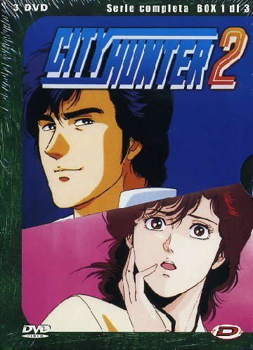 City Hunter Stagione 02 Volume 01 [Import]