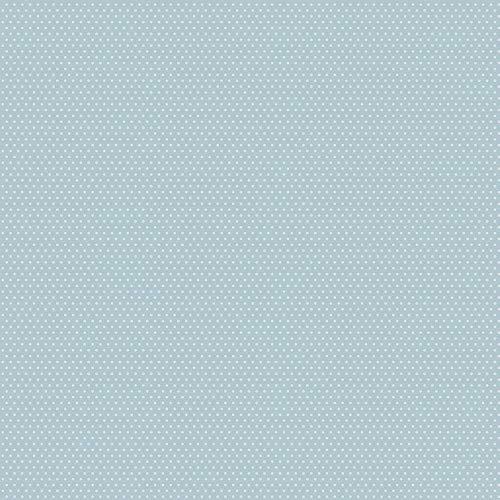 Simple Stories 11433 HOLLY JOLLY PAPIER, 30,5 cm, Puder/Punkte Simple Basic, Einheitsgröße