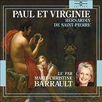 Paul et Virginie livre audio
