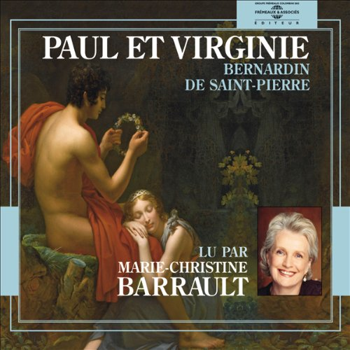 Paul et Virginie audiobook cover art