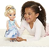Disney Princess 78848-11L-6 DP Cinderella Spielpuppe 35 cm, Blau
